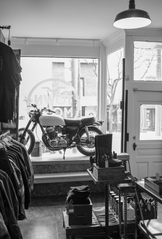 Town Moto Ossington business profile