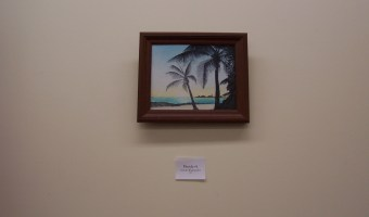 New Artwork on Display by Meg Allen