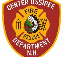 Center Ossipee Fire Department Heroes on Tuesday, July 28th at 10:30 A.M.