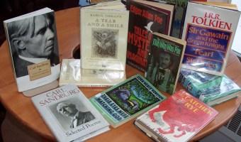 Authors With January Birthdays…