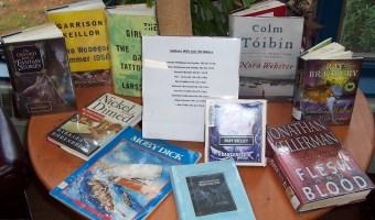 Authors with August Birthdays