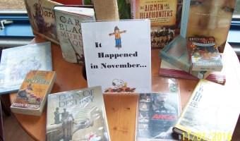 It Happened in November…