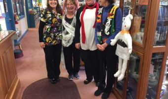 Halloween at the Ossipee Public Library
