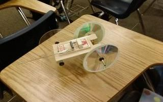 Mousetrap Powered Cars ~ February 11th & February 25th, March 11th & March 25th