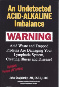 An Undetected Acid-Alkaline Imbalance Book