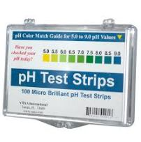 Vaxa pH Test Strips Pic