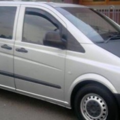Paravanturi Mercedes Vito 2004-2014 W639