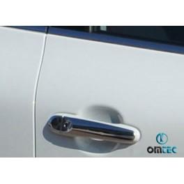 Ornamente inox manere Nissan Juke 2011-2014