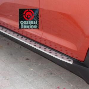 Praguri laterale originale din aluminiu si ABS Kia Sportage 2010+