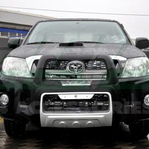 Bullbar bara protectie fata poliuretan Toyota Hilux 2010-2011