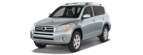 Bare longitudinale - torosuri Toyota Rav4 2006-2012