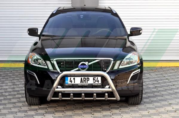 Bullbar bara protectie fata inox Volvo XC60 cod WT003 Inform