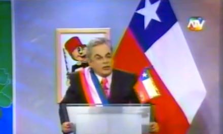 Peruanos imitan a Piñera. «Las Verdaderas intenciones chilenas» (HUMOR).