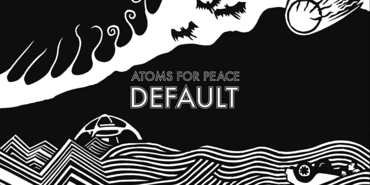 """Thom Yorke revela detalles del disco de """"Atoms for Peace"""""""