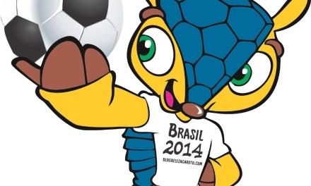 Conoce los pósters oficiales del Mundial Brasil 2014