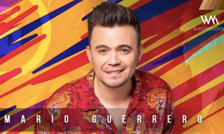 """MARIO GUERRERO CELEBRA ÉXITO DE """"HOY CORTÉ UNA FLOR"""" Y SUMA INVITADOS A SHOW EN CLUB CHOCOLATE"""