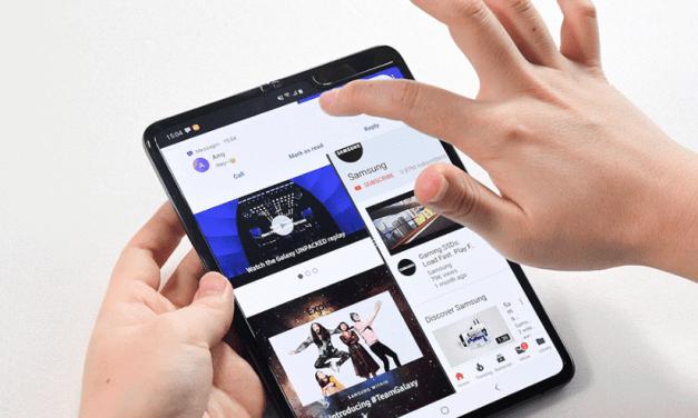 Galaxy Fold de Samsung ya está disponible en Chile