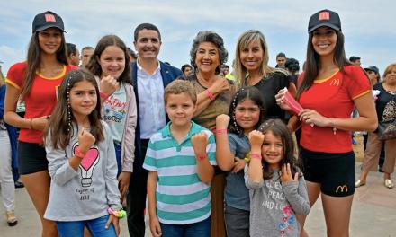 Alcaldesa de Viña del Mar lanzó programa Verano Seguro