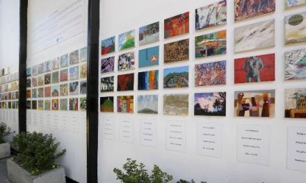 Feria de Arte en Patio Bellavista