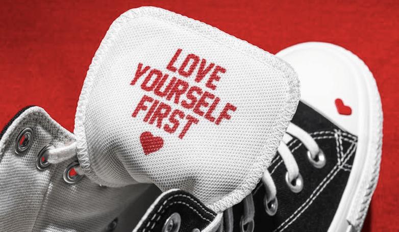 Converse lanza campaña que celebra la importancia del amor propio primero