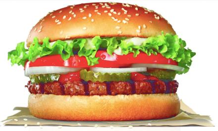 Burger King Chile y NotCo lanzan Rebel Whopper, la innovadora hamburguesa hecha 100% de plantas