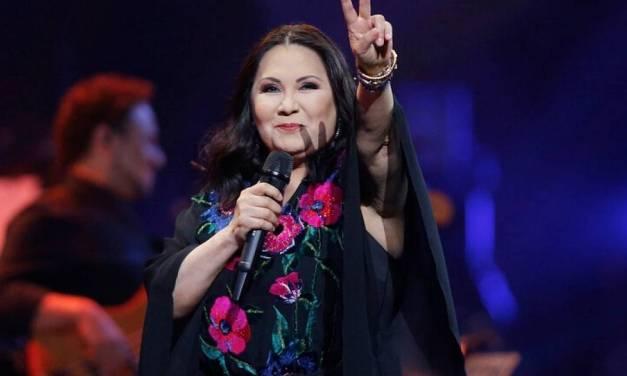Ana Gabriel en enamoró al Monstruo con espectacular karaoke en Viña 2020