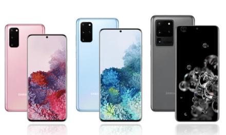 Samsung: La serie Galaxy S20 inicia su preventa en Chile
