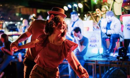 Vuelve el swing a Patio Bellavista: Todos a bailar!
