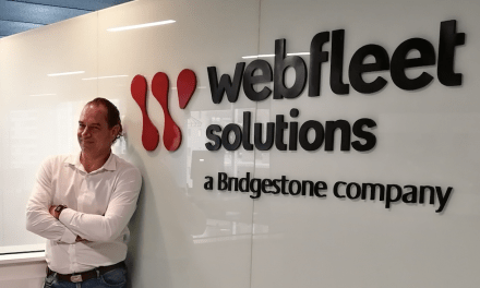 Webfleet Solutions ya cuenta con nueva oficina en Santiago de Chile