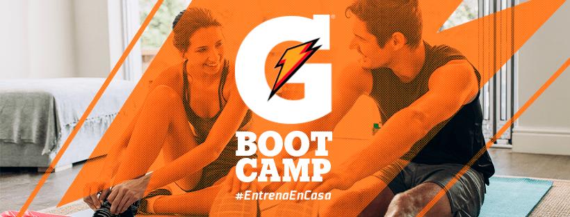 Gatorade® se asocia con InstaFit para presentar el G BootCamp: un programa de entrenamiento para hacerte sudar en casa