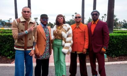 """BLACK EYED PEAS lanza su single y video """"MAMACITA"""" junto a OZUNA & J.REY SOUL"""