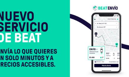 BEAT ACTIVA NUEVO SERVICIO DE DELIVERY DURANTE CUARENTENA EN SANTIAGO
