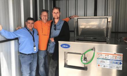Economía circular: Chilenos apuestan por máquina para la gestión de desperdicios de alimentos única en el mundo