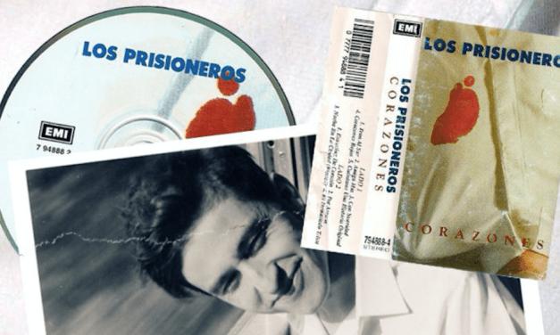 30 años del emblemático álbum de Los Prisioneros: Corazones