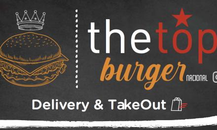 Ya llega la segunda versión de «The Top Burger» de  Pedidos Ya