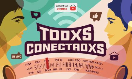 ALEX ANWANDTER, ANA TIJOUX, LOS TRES, MYRIAM HERNÁNDEZ Y  50 ARTISTAS MÁS SERÁN PARTE DEL SHOW  «TODXS CONECTADXS»