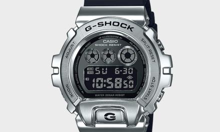 G-SHOCK CELEBRA LOS 25 AÑOS DE LA SERIE 6900