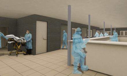 Chile podría contar con módulos hospitalarios equipados y climatizados de alto nivel constructivo en pocos días