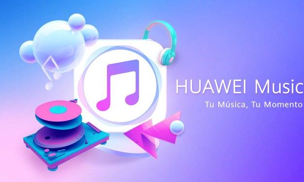 Huawei Music aterriza en Chile con más de 15 millones de canciones de artistas de todo el mundo