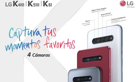 LG Electronics presenta su nueva Serie K C