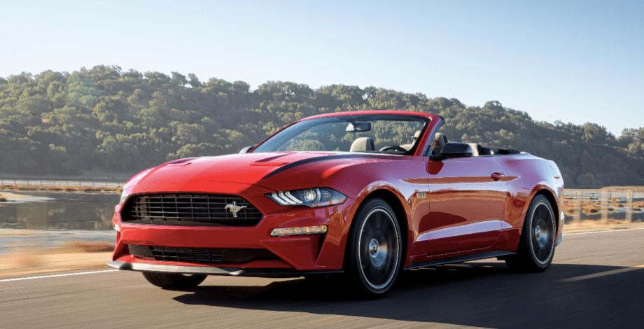 Ford celebra el Día Mundial del Rock con una lista de reproducción de clásicos sobre cuatro ruedas
