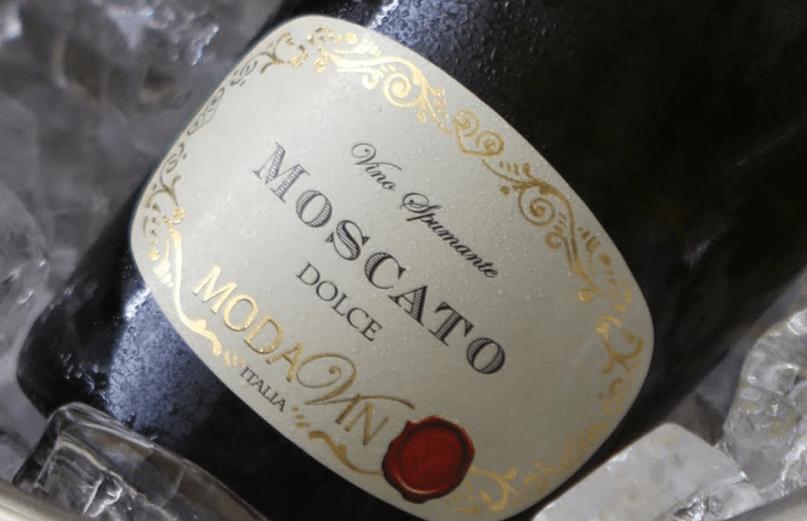 Modavin Dolce Moscato : Una dulce y burbujeante tentación