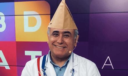 ¡Habemus Gran Compipa 2020!  Doctor Sebastian Ugarte, indiscutiblemente se ganó su corona.