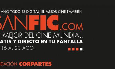 Fundación CorpArtes presenta la Competencia de Cine Chileno de SANFIC 2020, con 5 estrenos mundiales y 2 nacionales
