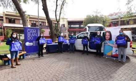 P&G Chile honra a los trabajadores de la salud que luchan contra el COVID-19 donando productos de higiene