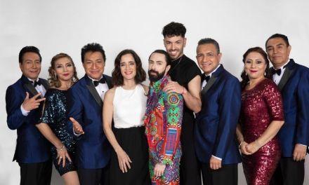 """LOS ÁNGELES AZULES   estrenan hoy su nueva producción """"De Buenos Aires para el Mundo"""""""