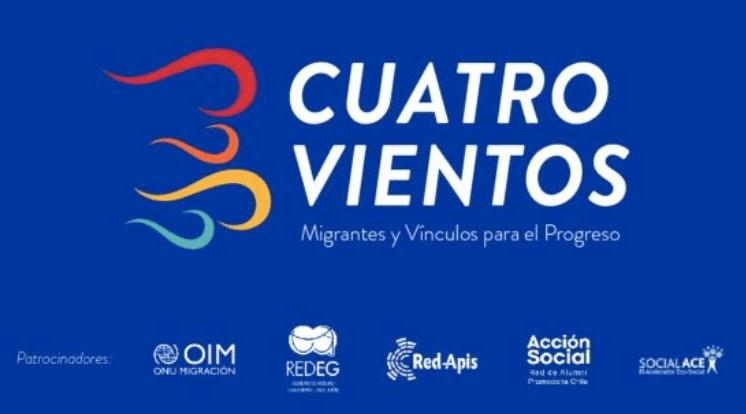 Proyecto Colaborativo Cuatro Vientos impulsa campaña humanitaria para Migrantes de Antofagasta, Coquimbo y Biobío