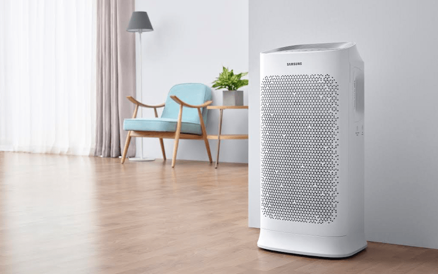 Un purificador de aire puede ser tu mejor compañero este invierno
