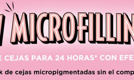 ¡LÁPIZ TATTOO DE CEJAS PARA 24 HORAS * CON EFECTO MICROBLADED!
