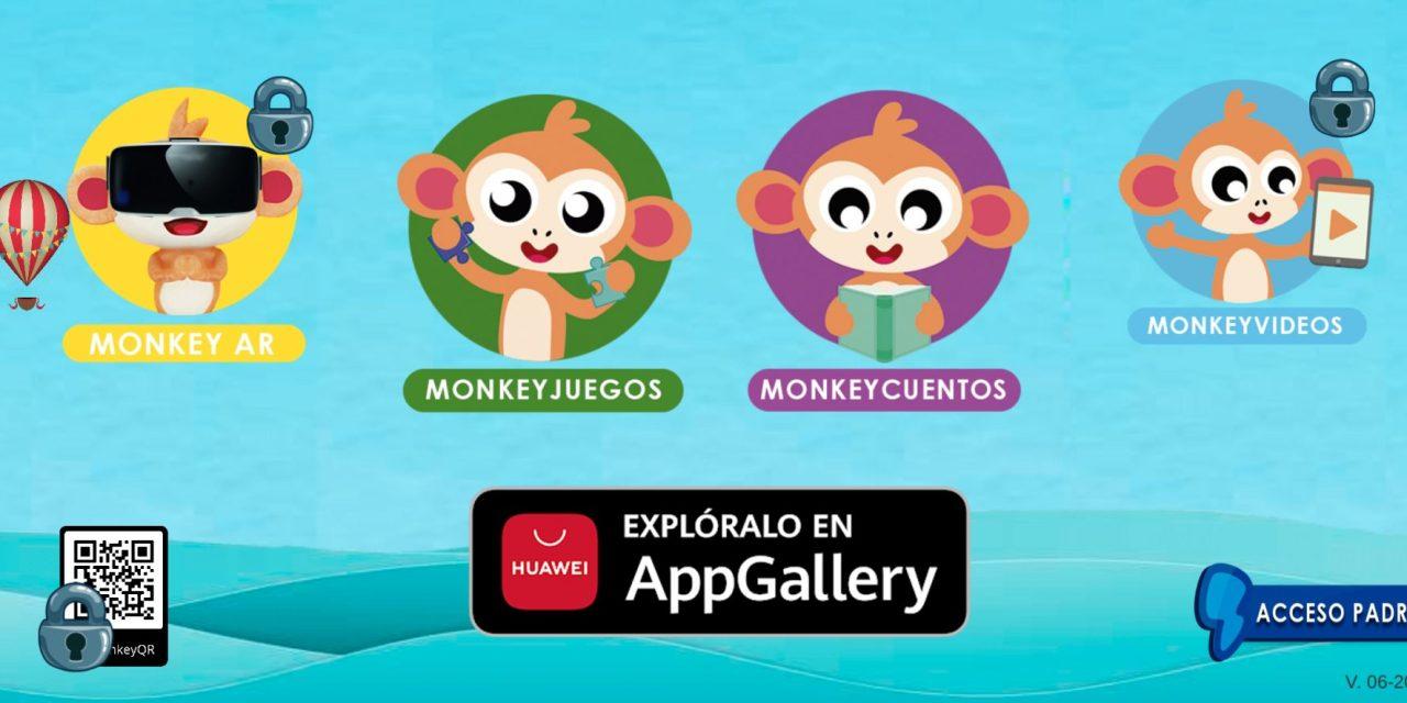 Gana una FunBox este Día del Niño descargando MonkeyTEA en HUAWEI AppGallery